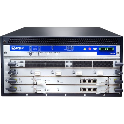 Used & Pre-Owned by Juniper MX240 - Data, Specs & Prices