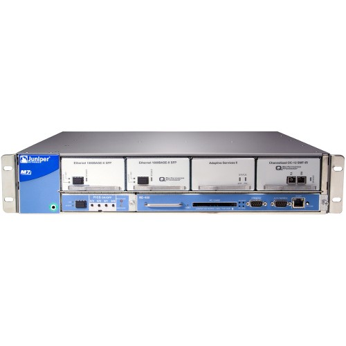 CHAS-MP-M7I-2FE-S Juniper M7i Multi-service Router 4 x PIC 2 x 10/100Base-TX LAN