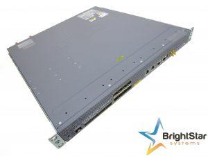A Juniper MX204 router.